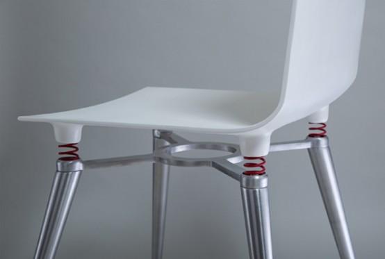 Hareketli Skoki Sandalye Tasarımı