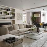 Ev Dekorasyonunda Krem Tonları Yoğunluğu