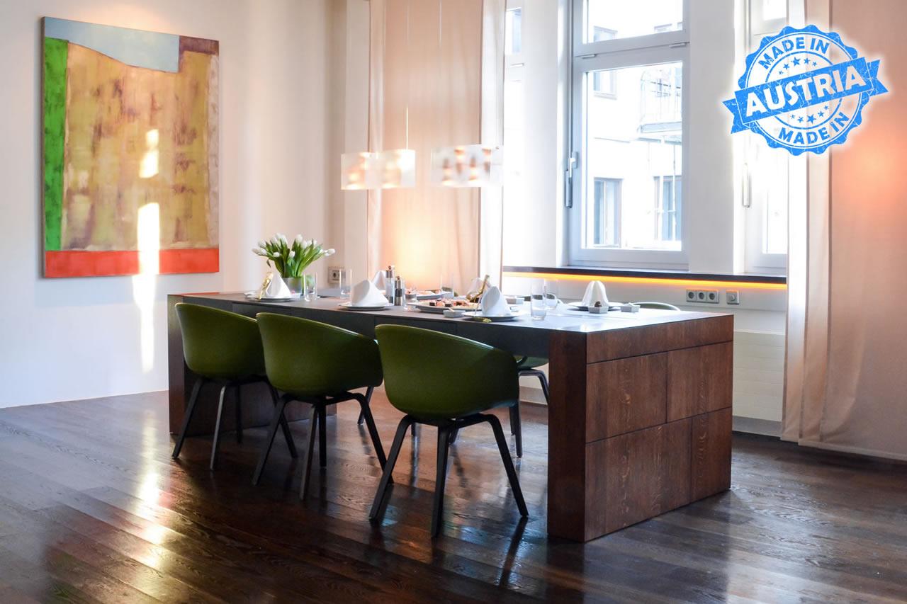 Alfonso Yemek Masası