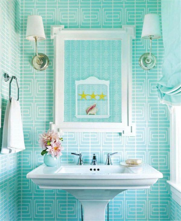 Beyaz Banyo Modelleri