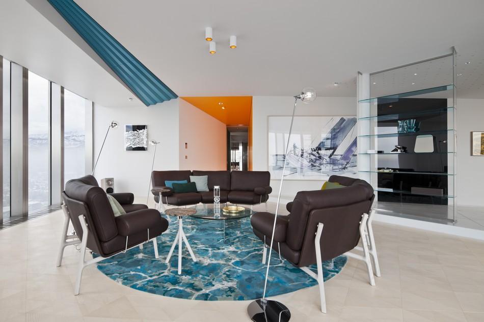 Penthouse Dekorasyonu