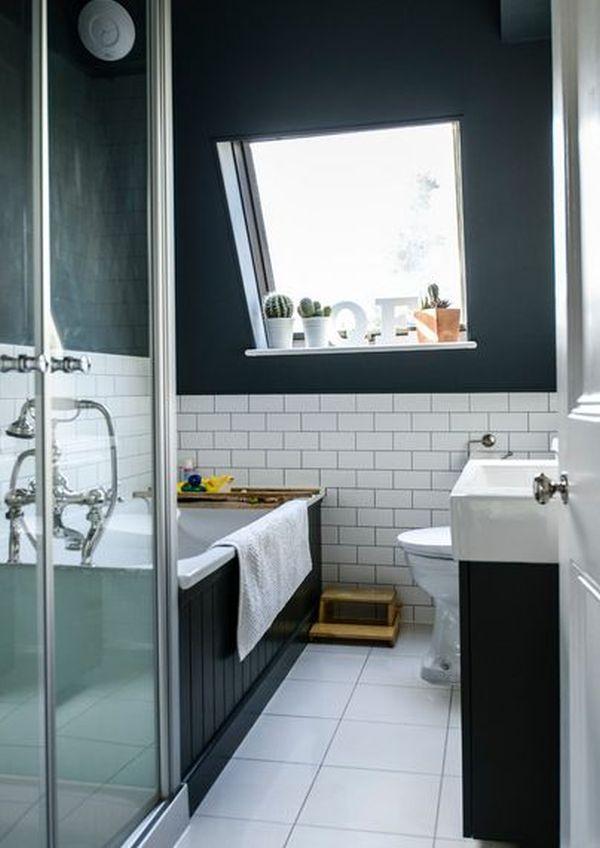 Siyah Banyo Dolapları