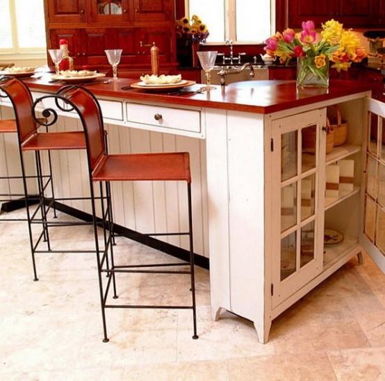Çekmeceli Yemek Masası