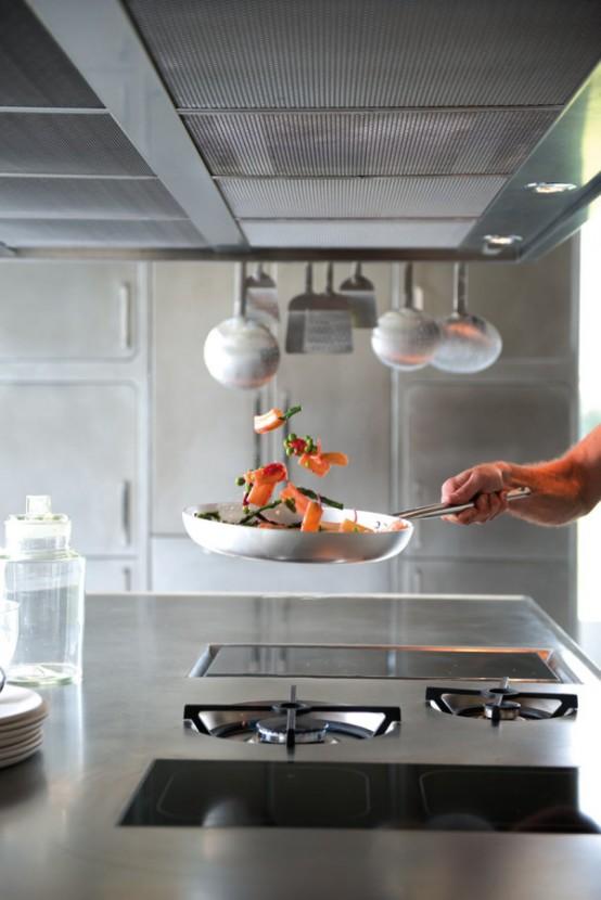 Çelik Mutfak