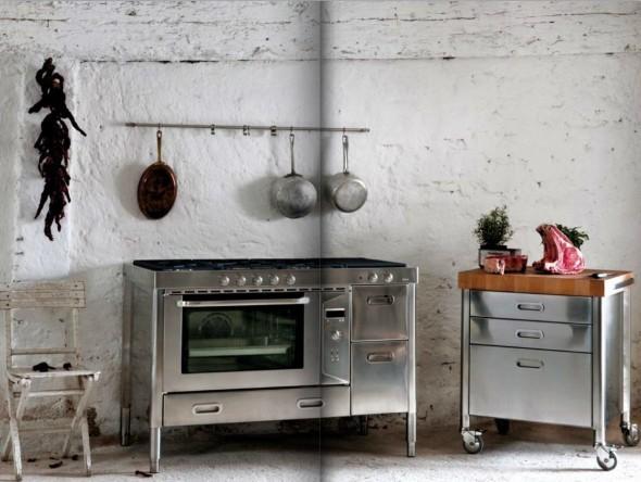 İnox Mutfak Dolabı