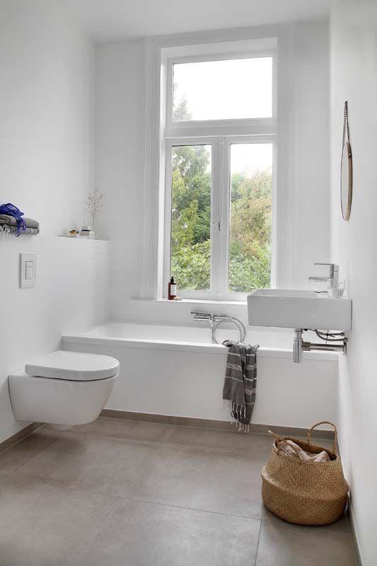 Beyaz Banyo Dekorasyonları