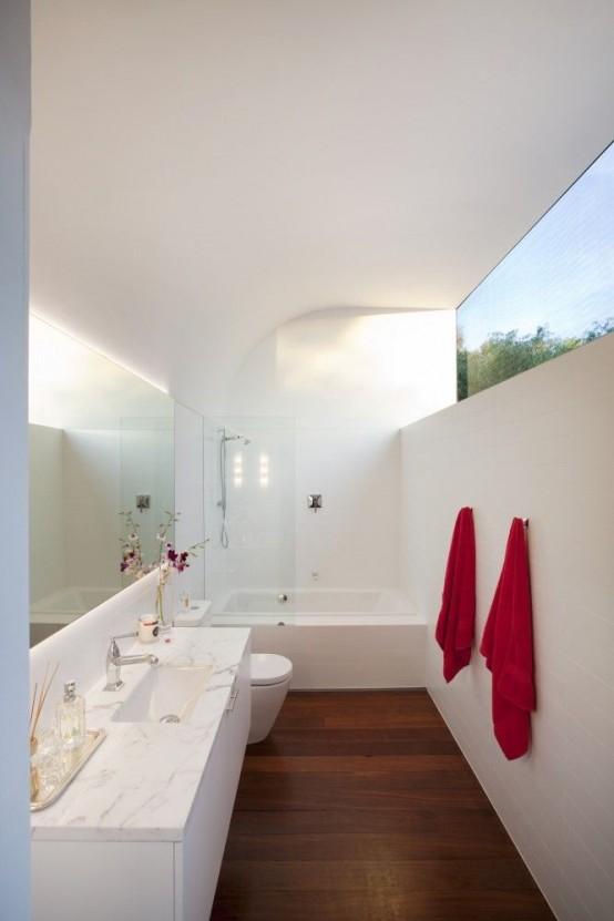 Beyaz Banyo Mobilyaları