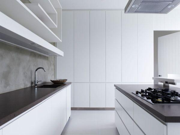 Beyaz Mutfak Mobilyası