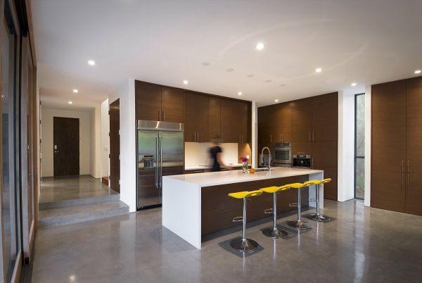 Kahverengi Mutfak Dolapları
