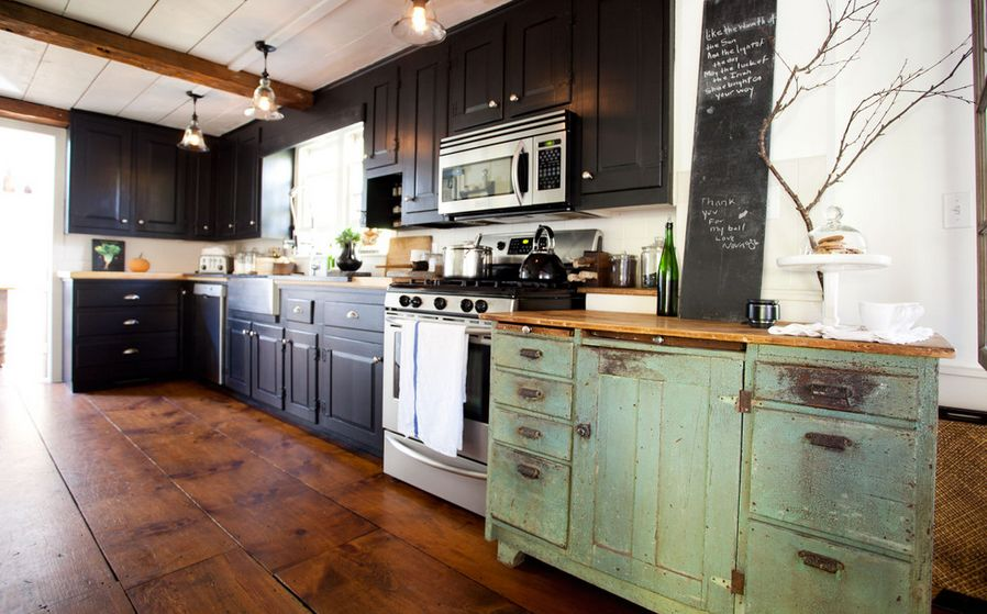 Paint Colors For Kitchens With Natural Wood Cabinets
