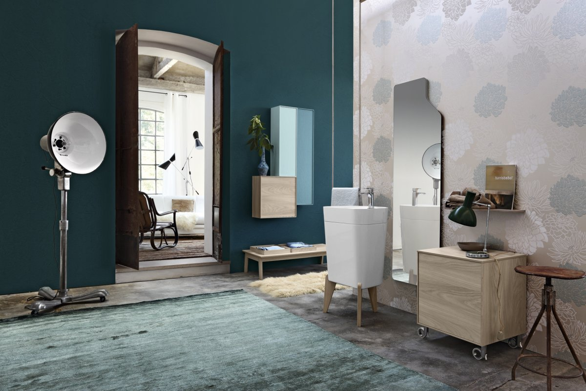 Retro Banyo Mobilyaları
