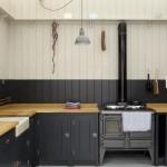 İngiliz Tasarımı Mutfak Dolapları