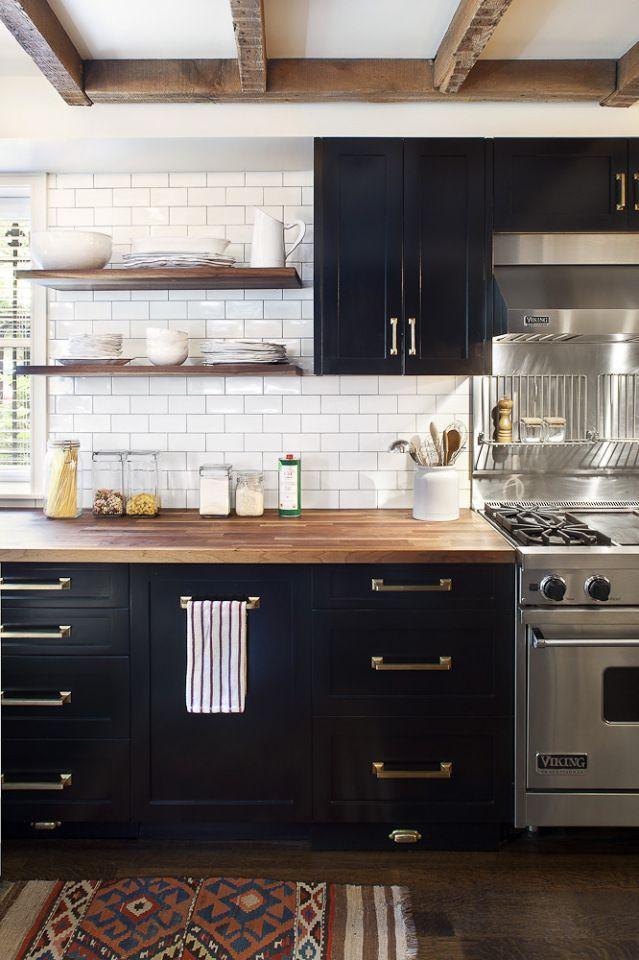 Siyah Mutfak Resimleri