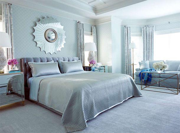 Gümüş Yatak Odası