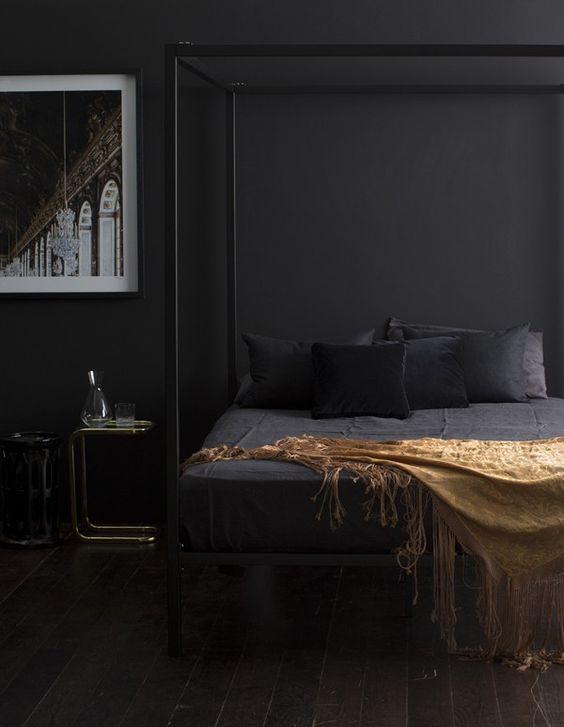 metalik-renkler-yatak-odasi