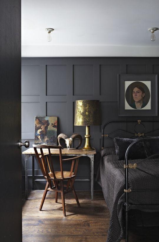 Karamsar Yatak Odası Tasarımları