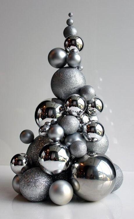 Metalik Noel Süsleri