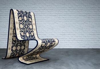 Carpet Sandalye