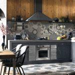 Endüstriyel İtalyan Mutfak Dolabı Tasarımları